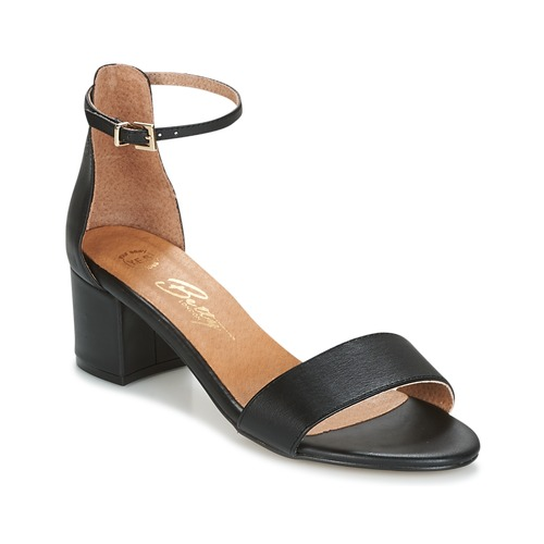 Betty London INNAMATA Schwarz  Schuhe Sandalen / Sandaletten Damen 47,99
