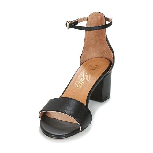 Betty Sandalen London INNAMATA Schwarz  Schuhe Sandalen Betty / Sandaletten Damen 47,99 93c2c0