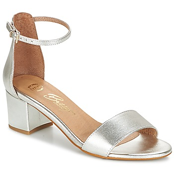 Schuhe Damen Sandalen / Sandaletten Betty London INNAMATA Silbern