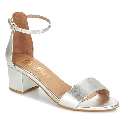 Betty London INNAMATA Silbern  Schuhe Sandalen / Sandaletten Damen 47,99