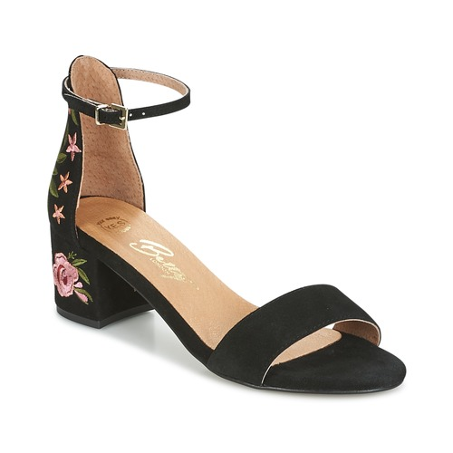 Betty London INNUMUTU Schwarz Schuhe Sandalen / Sandaletten Damen 51,99