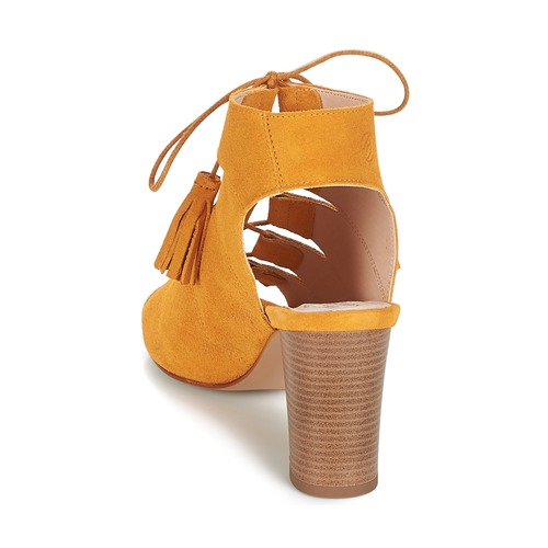 Betty London EVENE Gelb  Schuhe 63,99 Sandalen / Sandaletten Damen 63,99 Schuhe 2f7daf