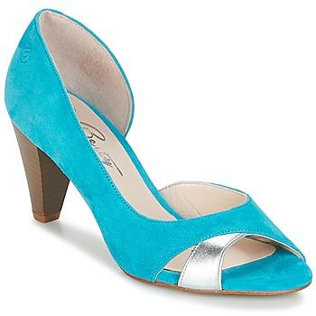 Schuhe Damen Sandalen / Sandaletten Betty London IMIMI Blau