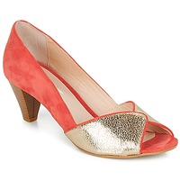 Schuhe Damen Pumps Betty London ESQUIBE Korallenrot