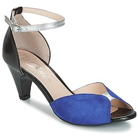 Schuhe Damen Sandalen / Sandaletten Betty London IKIBI Blau / Schwarz