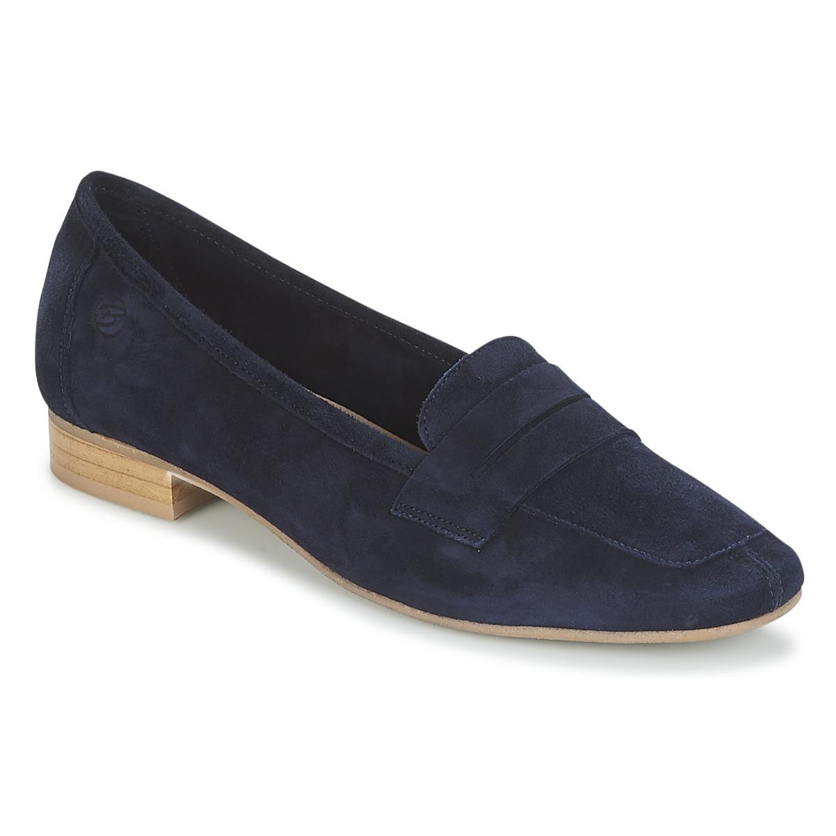 Betty London INKABO Blau - Kostenloser Versand bei Spartoode ! - Schuhe Slipper Damen 51,99 €