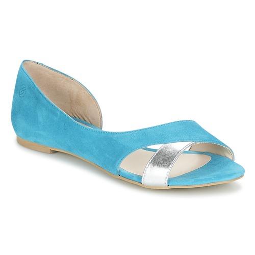 Betty London GRETAZ Blau  Schuhe Sandalen / Sandaletten Damen 51,99
