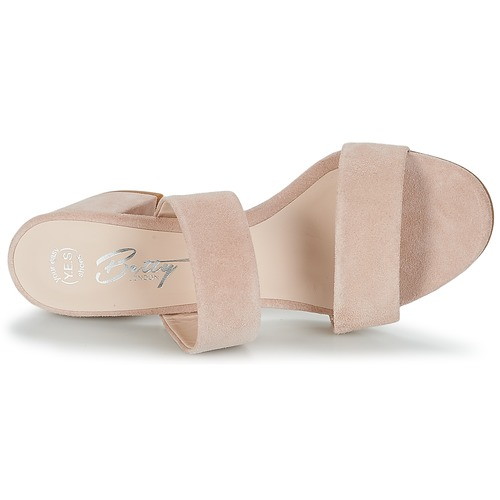 Betty London Pantoffel INALO Rose  Schuhe Pantoffel London Damen 51,99 47c009