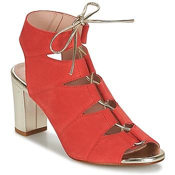 Schuhe Damen Sandalen / Sandaletten Betty London INALU Rot