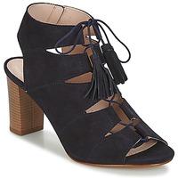 Schuhe Damen Sandalen / Sandaletten Betty London EVENE Blau / Marine