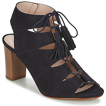 Schuhe Damen Sandalen / Sandaletten Betty London EVENE Blau / Marine