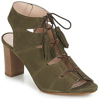 Schuhe Damen Sandalen / Sandaletten Betty London EVENE Kaki