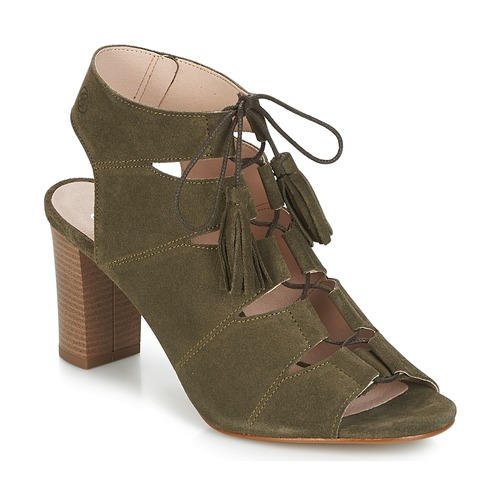 Betty London EVENE Kaki  Schuhe Sandalen / Sandaletten Damen 63,99