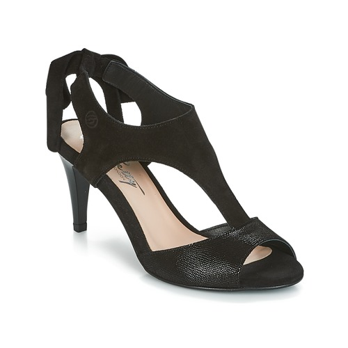 Betty London INILAVE Schwarz Damen  Schuhe Sandalen / Sandaletten Damen Schwarz 59,99 dee3e0