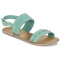 Schuhe Damen Sandalen / Sandaletten Betty London IKARI Blau