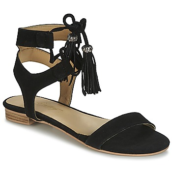 Schuhe Damen Sandalen / Sandaletten Betty London IKARA Schwarz