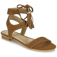 Schuhe Damen Sandalen / Sandaletten Betty London IKARA Braun