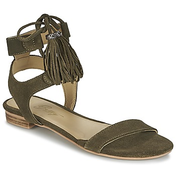 Schuhe Damen Sandalen / Sandaletten Betty London IKARA Kaki