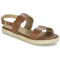Schuhe Damen Sandalen / Sandaletten Betty London IKARO Braun