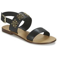 Schuhe Damen Sandalen / Sandaletten Betty London IKIMI Schwarz