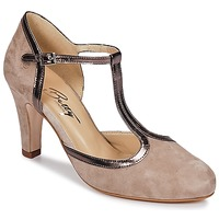 Schuhe Damen Pumps Betty London ITARAME Braun