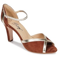 Schuhe Damen Sandalen / Sandaletten Betty London IFLORE Braun