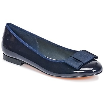 Schuhe Damen Ballerinas Betty London FLORETTE Blau