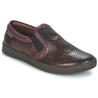 Schuhe Mädchen Slip on Pataugas JLIP-S-J4A Bordeaux