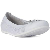 Schuhe Mädchen Ballerinas Nero Giardini NERO GIARDINI  MANAUS Bianco