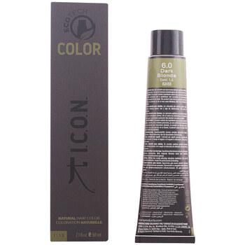 Beauty Damen Haarfärbung I.c.o.n. Ecotech Color Natural Color 6.0 Dark Blonde