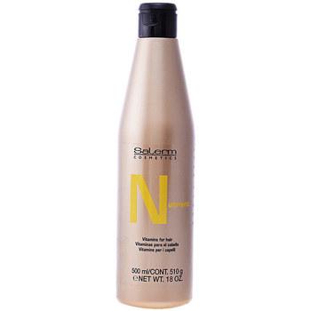Beauty Shampoo Salerm Nutrient Shampoo Vitamins For Hair