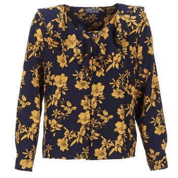 Kleidung Damen Tops / Blusen Casual Attitude IDAFIL Marine
