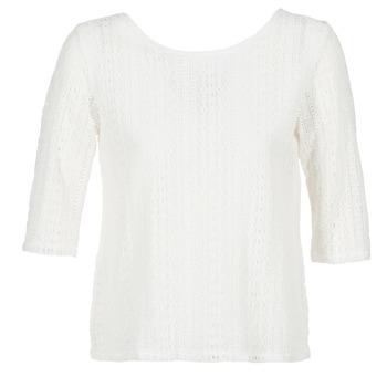 Kleidung Damen Tops / Blusen Betty London INNATI Weiss