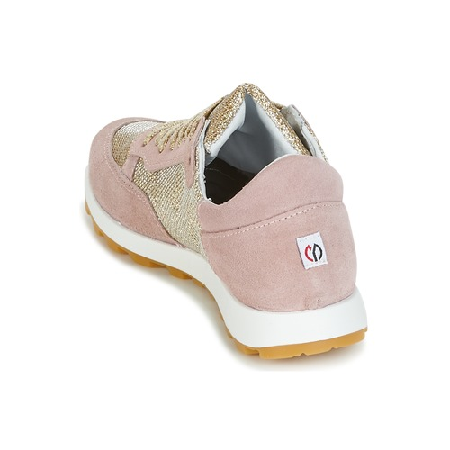 Yurban CROUTA Schuhe Rose / Goldfarben  Schuhe CROUTA TurnschuheLow Damen 59,99 040a68