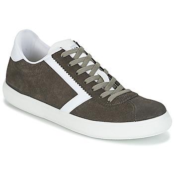 Schuhe Herren Sneaker Low Yurban RETIPUS Grau / Kaki