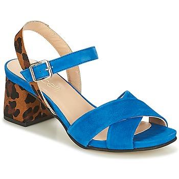 Schuhe Damen Sandalen / Sandaletten Fericelli IMOLGA Blau