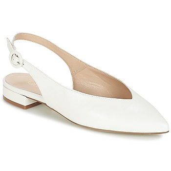 Schuhe Damen Ballerinas Fericelli IKIRUA Weiss