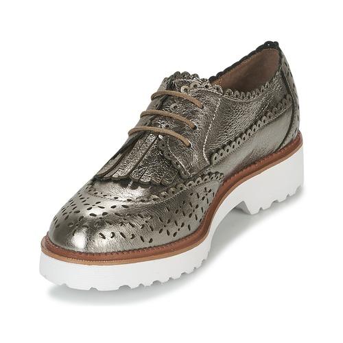 Mam'Zelle ROSEAU Silbern  Schuhe Derby-Schuhe 59,39 Damen 59,39 Derby-Schuhe aa8259