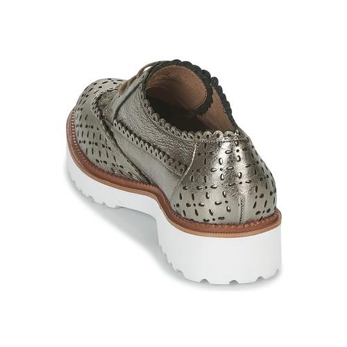 Mam'Zelle ROSEAU Silbern Schuhe Derby-Schuhe Damen 49,50