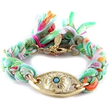 Uhren & Schmuck Damen Armbänder Blue Pearls ETK 0111 Multicolor
