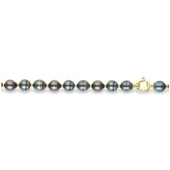 Uhren Damen Armbänder Blue Pearls BPS K112 W Gold