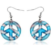 Uhren & Schmuck Damen Ohrringe Blue Pearls CRY 8815 T Grün