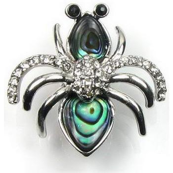 Uhren Damen Broschen / Anstecker Blue Pearls Abalone-Brosche Biene und weiße Kubik-Zirkoniasteinen Other