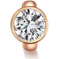 Uhren Damen Schmuck Blue Pearls Charme-Korn-weiße Kristall Edelstahl Roségold Multicolor