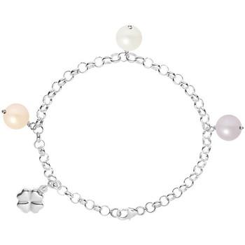 Uhren & Schmuck Damen Armbänder Blue Pearls BPS K118 W Multicolor