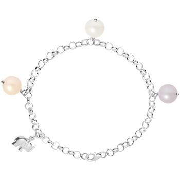 Uhren & Schmuck Damen Armbänder Blue Pearls BPS K119 W Multicolor