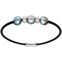 Uhren Herren Armbänder Blue Pearls BPS K121 W Silbern