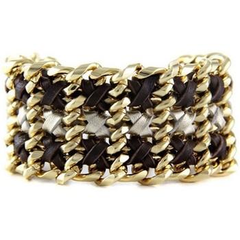 Uhren & Schmuck Damen Armbänder Blue Pearls ETK 0163 Multicolor
