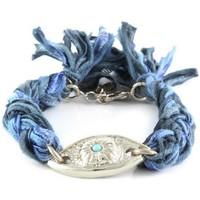 Uhren & Schmuck Damen Armbänder Blue Pearls ETK 0161 Multicolor