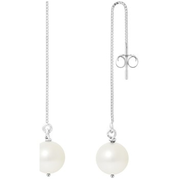 Uhren & Schmuck Damen Ohrringe Blue Pearls BPS K369 W Multicolor